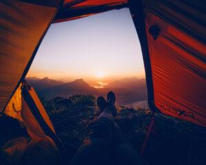 Camping am Vierwaldstättersee