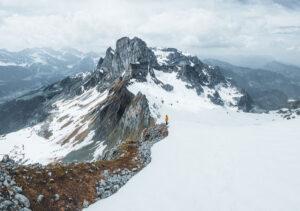 Panorama über Engelberg