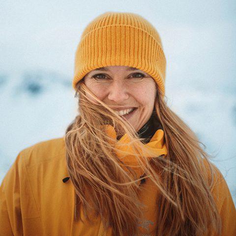 Portrait Julia Wunsch
